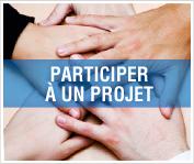 Je veux participer à un projet